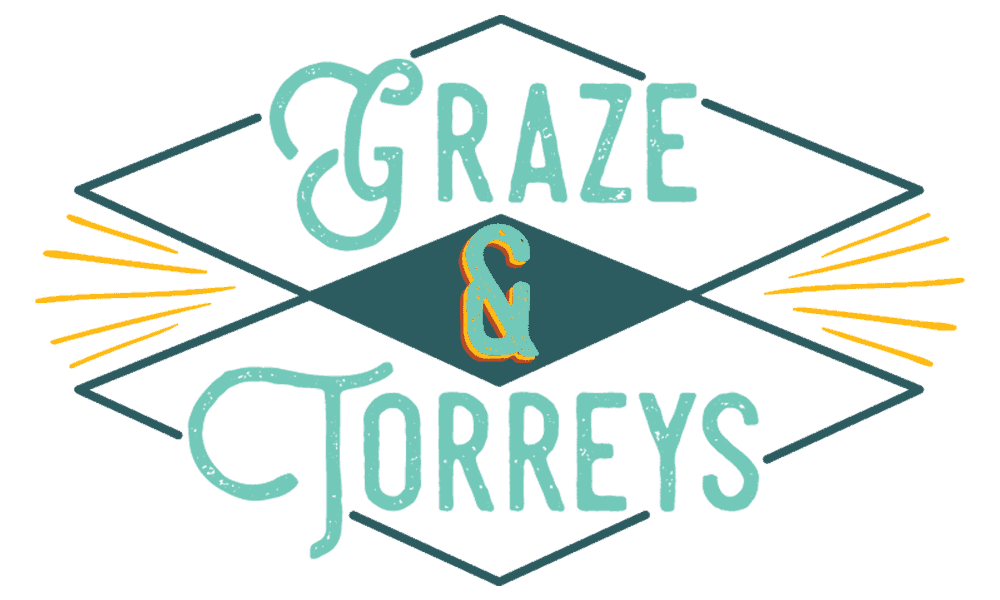 Graze and Torreys Logo